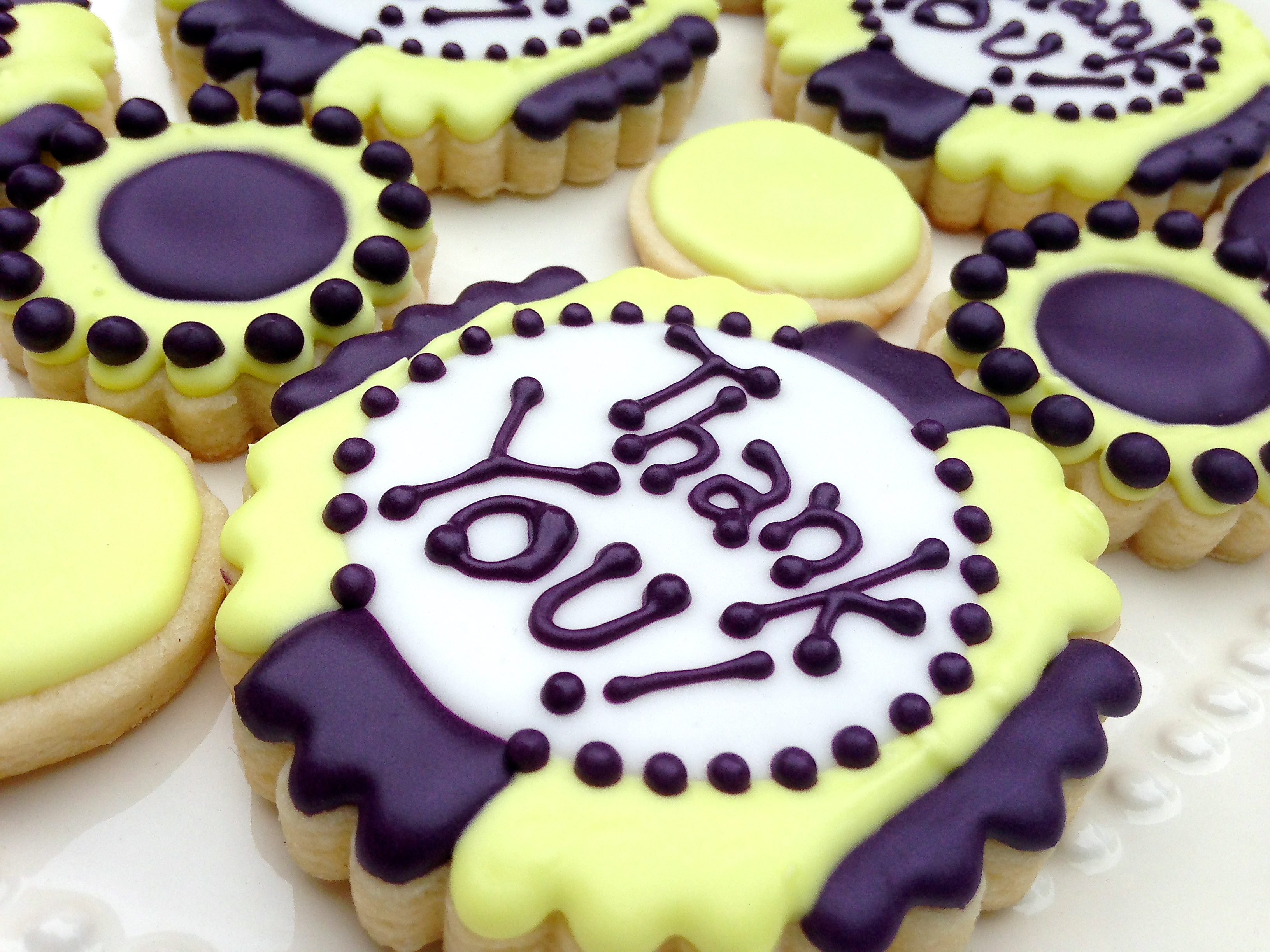 Thank You Cookies |